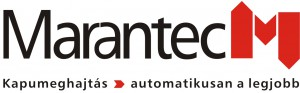 Marantec remote garage door opener
